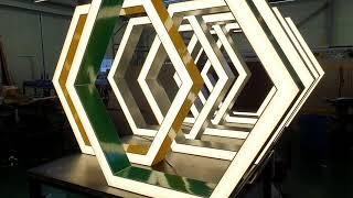 [LED 라인조명] 제작 공장으로써 최고의 기술을 보유…
