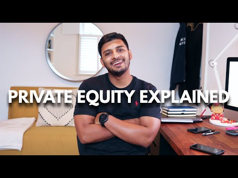 Private Equity Explained in 2 Minutes in Basic English