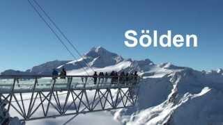 Skigebiet - Skigebiet Sölden - Die Highlights von Sölden