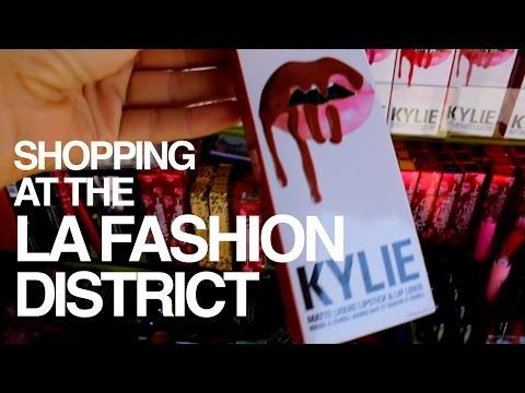 Best Deals at the LA Fashion District