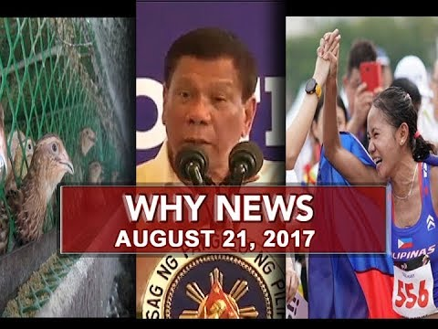 UNTV: Why News (August 21, 2017)
