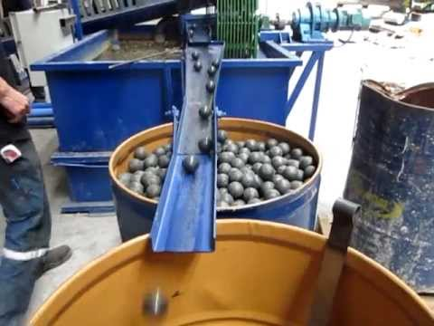 anyang skew rolling machine working in Turkey to mill grinding balls