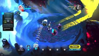 Duelyst The Vault of Generations : Vanar 1 : Frozen Shadows