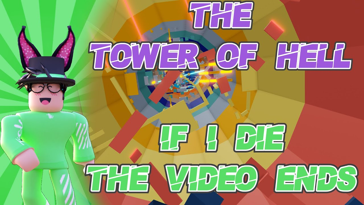 How To Become A GOD in TOWER OF HELL | Roblox | Tower Of Hell