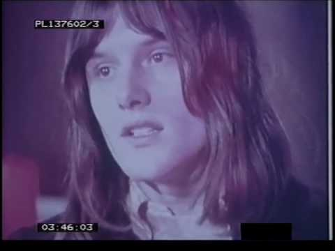 Dick Jordan co owner of Klooks Kleek being interviewed in 1970