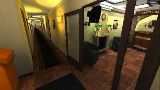 Интерактивная 3D презентация(изготовлено студией Boiler Media http://boilermedia.ru/ для гостиницы