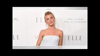 Julianne Hough Shows Off Her Fit Physique And Talks About Finding Her Inner Fire