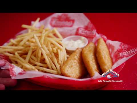 Freddy's Fish & Chips Basket And Sandwich Limited Time Offer