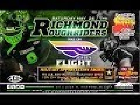 New Jersey Flight Vs Richmond Roughriders