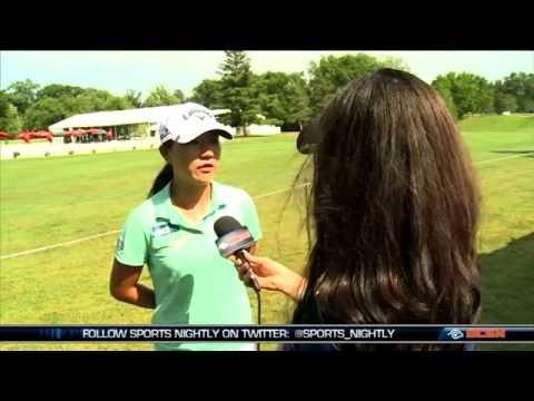 LPGA Marathon Classic 2016 Lydia Ko 2 -Time ESPY AWARD Winner For Best Female Golfer