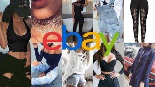 EBAY HAUL! UNDER $10 TRY ON HAUL | 2017