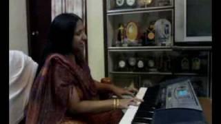 Playback Singer Swarnalatha singing Malayil Yaro
