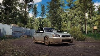 Forza Horizon 3-  Balade S13 et Subaru !