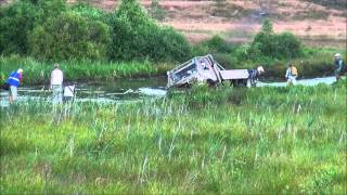 Rally Breslau-Poland 2013 Rivers and Mudd Part 3/3