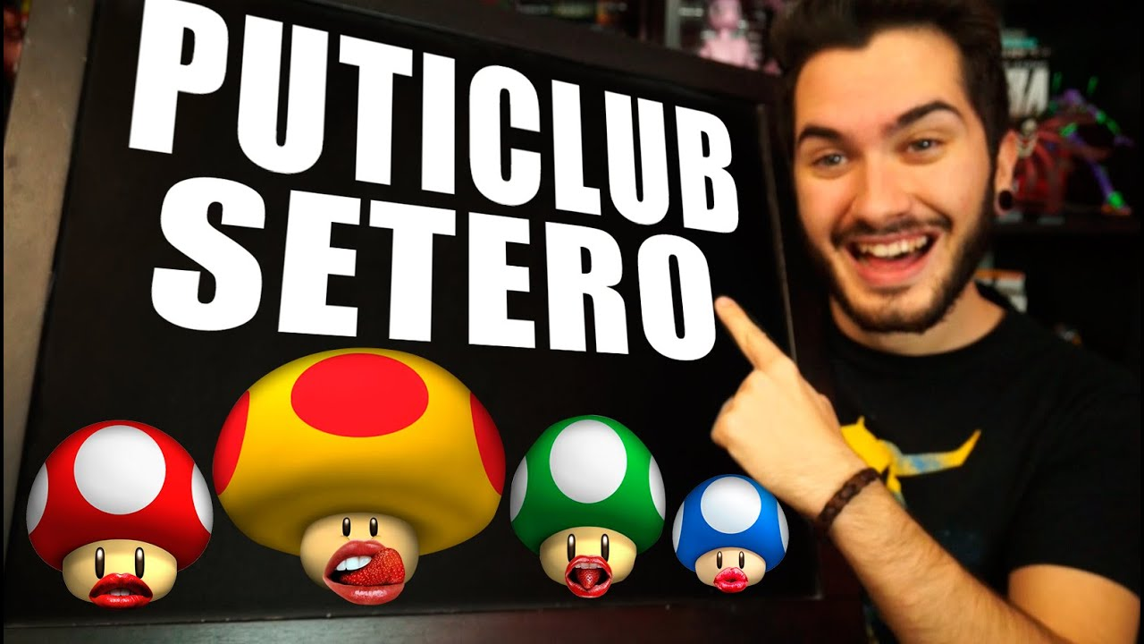 el puticlub de las setas youtube