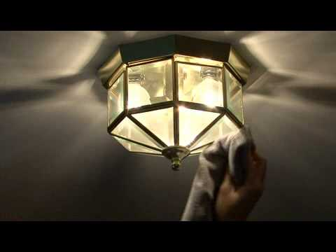 How to polish brass chandeliers youtube how to polish brass chandeliers aloadofball Image collections