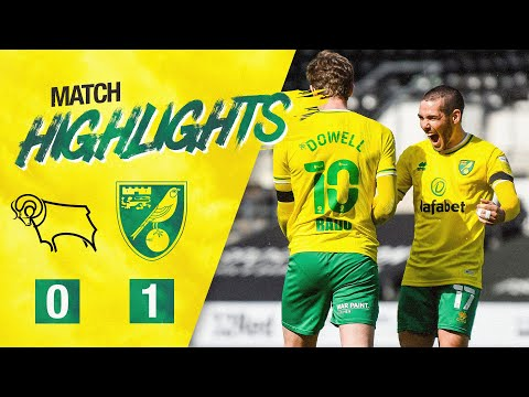 Derby Norwich Goals And Highlights