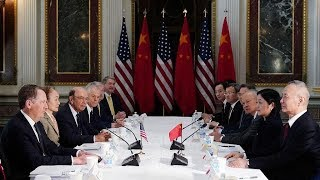 China-U.S. trade talks show signs of progress