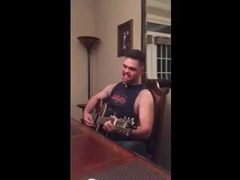 Friends in Low Places Cover Speak Out -Taylor Dean Watts