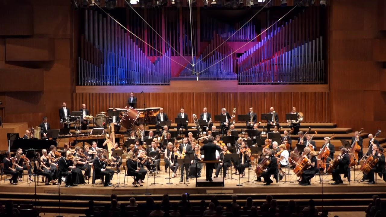 Concert by Boris Papandopulo – Antonio Garcia Jorge – Opening Gala Concert – Zagreb WSC 2018