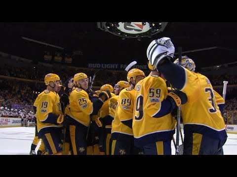 Turris, Fiala pace Preds for shootout win