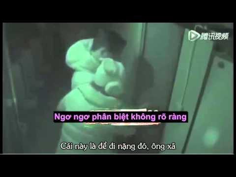 [Vietsub] Ngôi trường Ma quái - Trương Trí Lâm Viên Vịnh Nghi Part 2