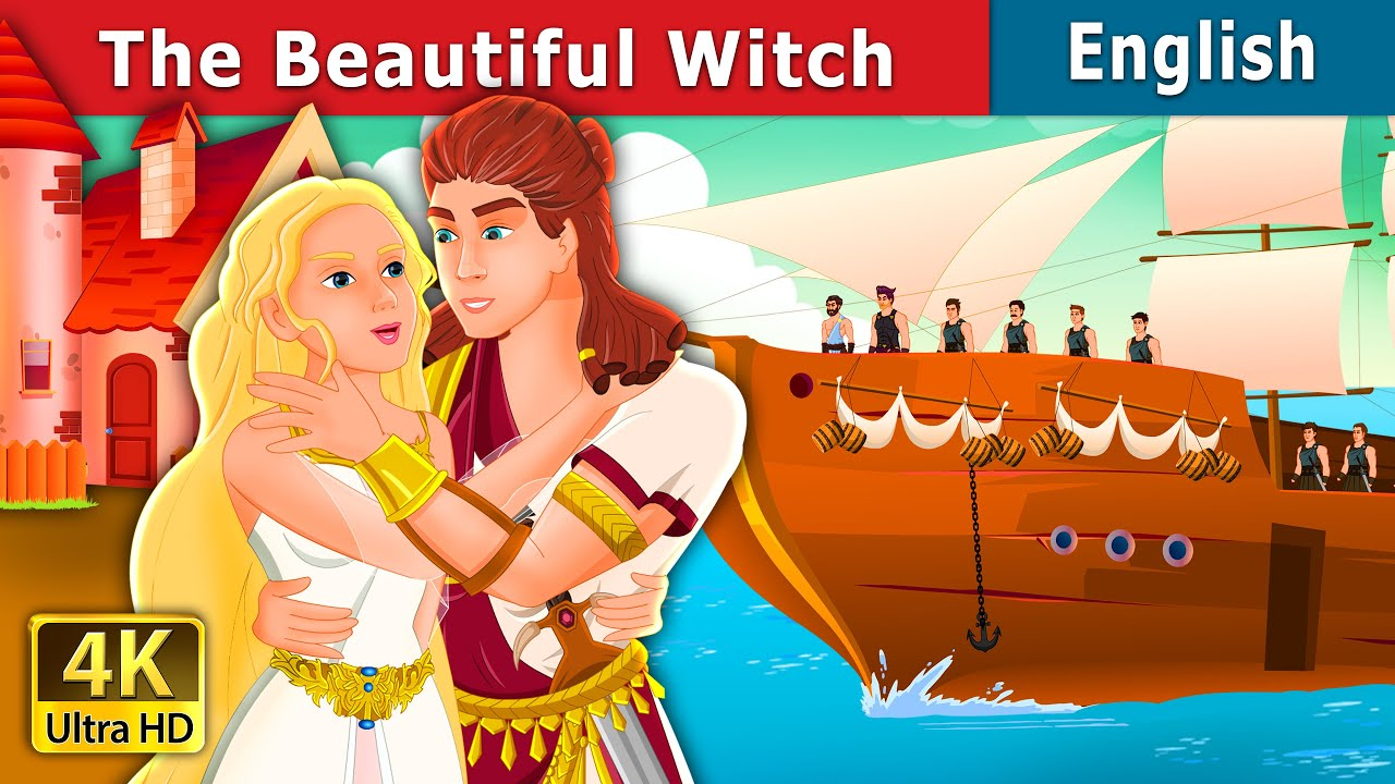 The Beautiful Witch | Stories for Teenagers | English Fairy Tales