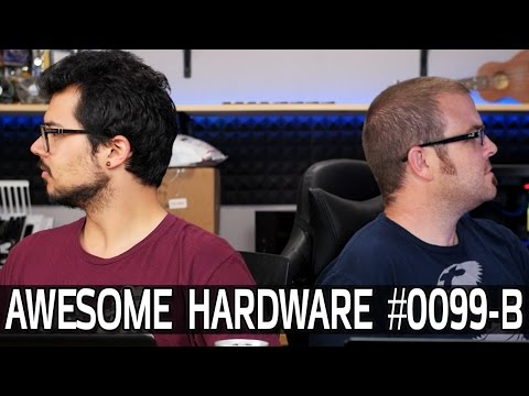 Awesome Hardware #0099-B: Intel's 32-core Skylake-EP CPU, Vega Pix