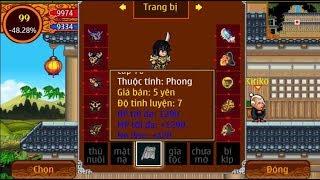 Ninja School Online : Đao 99 sv tesen Tìm Người Yêu