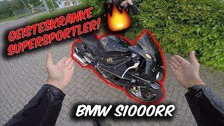 Ich teste die BMW S1000RR mit 193 PS!? - MotoVlog