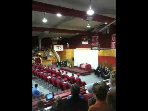 Muenster High School Class of 2011 Commencement