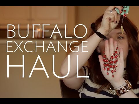 Buffalo Exchange Fashion Finds | Fashion Video Blog | Broke But Bougie