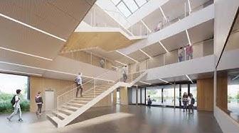 Un nouveau collège public à Saint-Renan