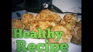 Healthy Recipe - Turkey Meatballs