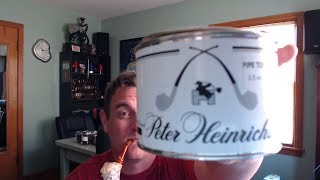 Peter Heinrich's Golden Slice Pipe Tobacco Review