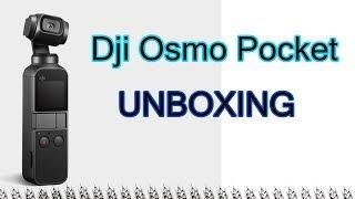 Dji osmo pocket unboxing in Qatar