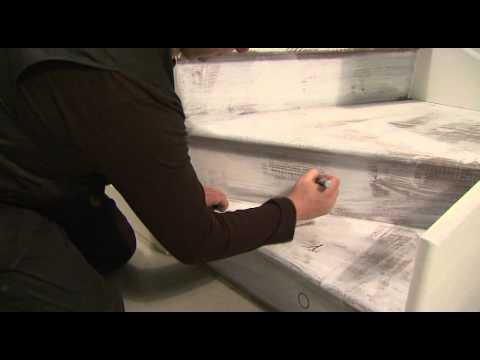 Renovation Escalier Saint Maclou Methode De Pose Youtube