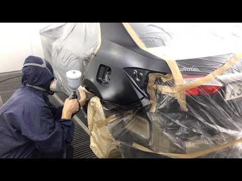 Автосервис Максимум покраска кузова Toyota