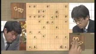 将棋「羽生×森内」 (渡辺)2009決勝 -2 thumbnail