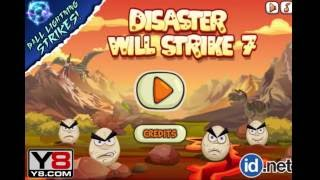 Disaster Will Strike 7 Walkthrough