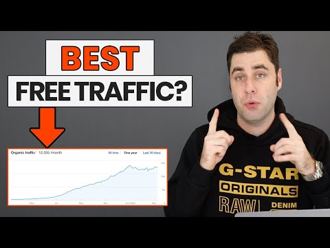 This FREE Traffic Is The Best For Affiliate Marketing (Should You Use It?) thumbnail