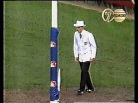 Anthony Black Flashy A.F.L Goal Umpire