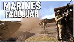 BRUTAL HOUSE to HOUSE COMBAT | Arma 3 BATTLE of FALLUJAH