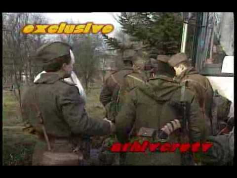 Yugoslav Army Jna Leaving Zagreb Before The War Part 2 Youtube