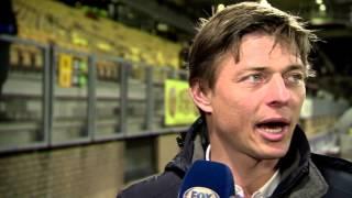 Jon Dahl Tomasson [pregame] Roda JC Kerkrade - ADO Den Haag 15 februari 2014