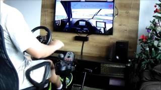 RaceRoom + HD5770 + Core2 Quad Q6600 + G27