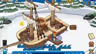 How To Build A Pirate Ship On Club Penguin