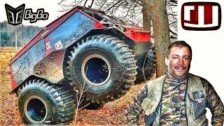 Hunting Truck /BigBo/ Gerasim Sherp