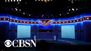 What to expect from final presidential debate tonight