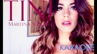 Gambar cover TINI - Lo que tu Alma Escribe (Karaoke Instrumental)